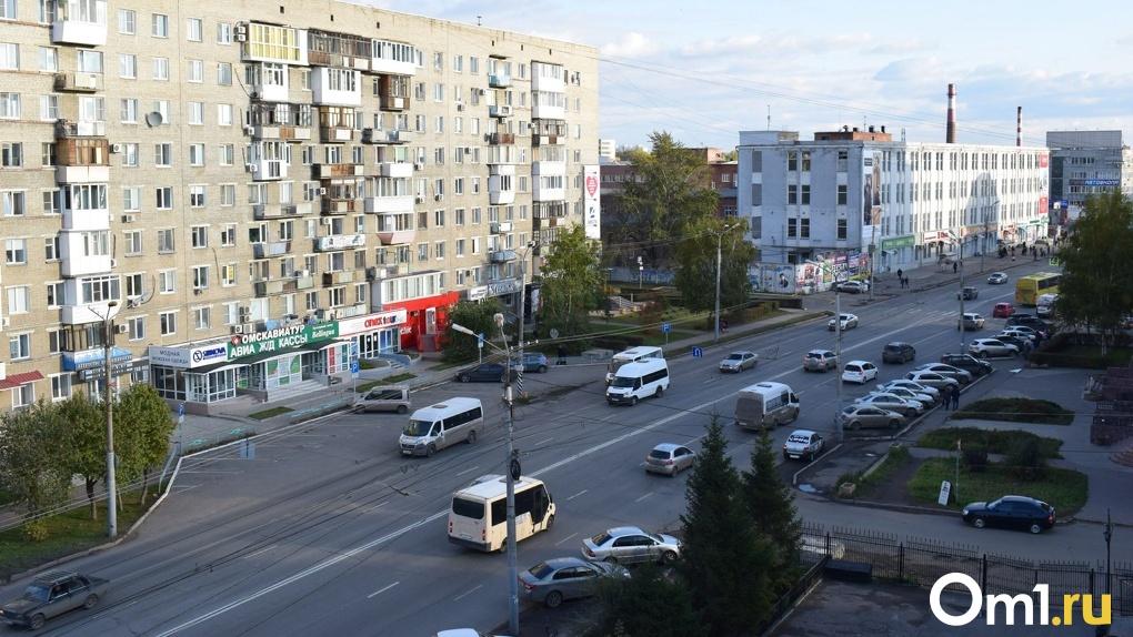 «Целился в лицо». В Омске водитель стрелял в женщину на дороге