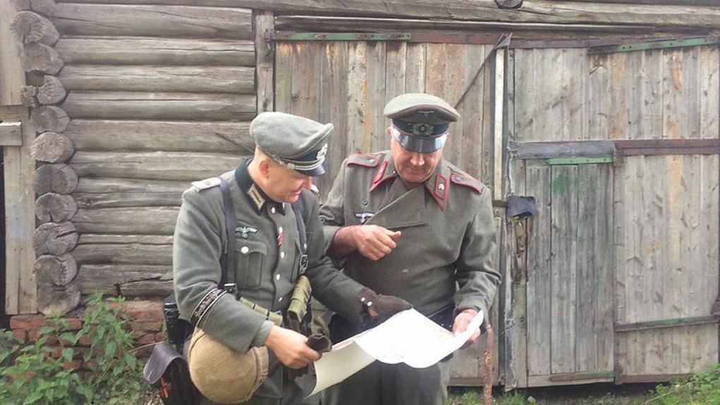 В Новосибирске сняли фильм о защитниках Брестской крепости