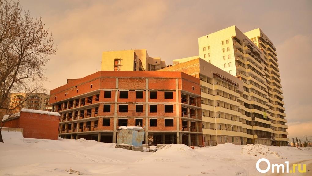 Новостройку «голодающих дольщиков» в Новосибирске сдадут в эксплуатацию в 2020 году