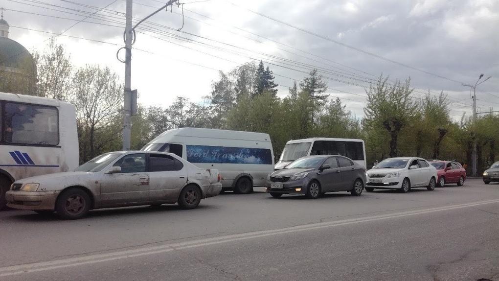 На одном из проспектов в Омске изменят направление одностороннего движения