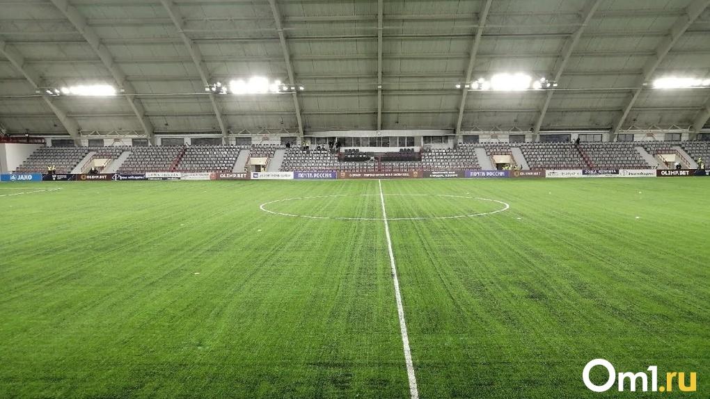 «Футболисты «Иртыша» уже заслуживают». Крикорьянц — о строительстве стадиона в Омске на 15 тысяч человек