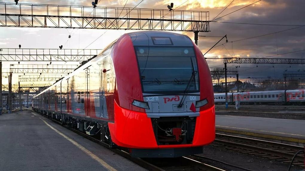 Новосибирск с Омском свяжет скоростная «Ласточка»