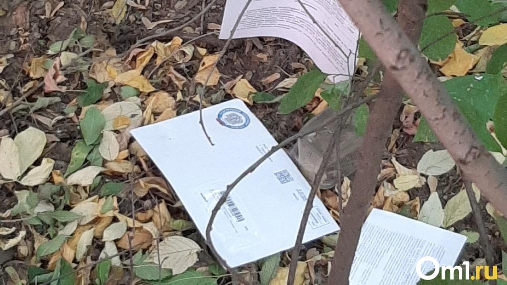 «Почта России» проверит информацию о разбросанных письмах на Гуртьева
