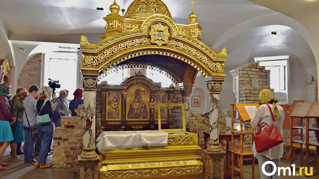 Перед Пасхой омичам запретят посещать храмы из-за коронавируса