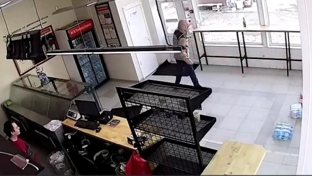 Видео кровавого преступления опубликовали новосибирские полицейские