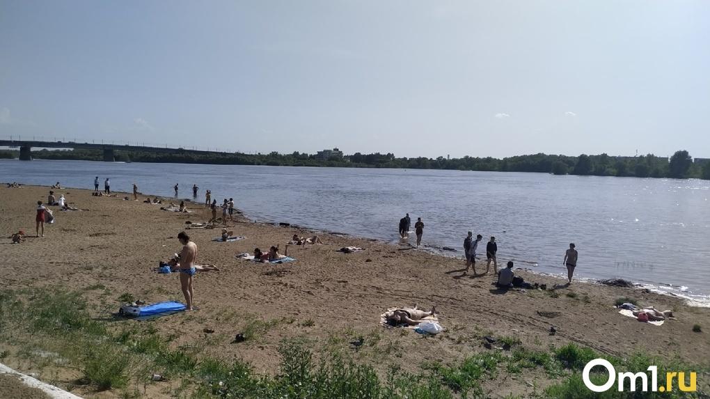 Майскую жару в Омске назвали аномальной