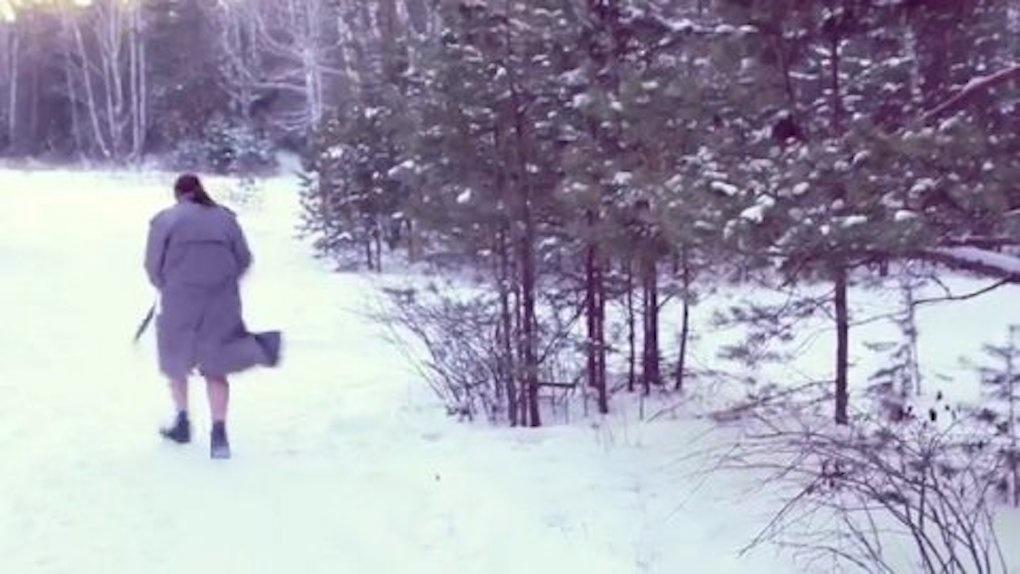 «Снял трусы в 40-градусный мороз»: новосибирский эксгибиционист шокировал беременную женщину