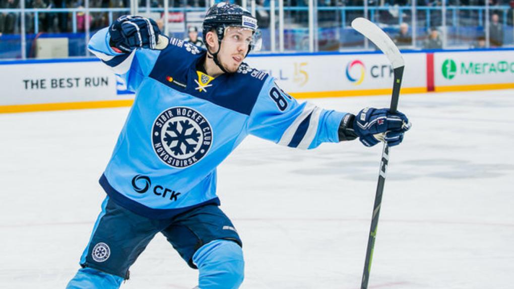 Известный новосибирский хоккеист женился