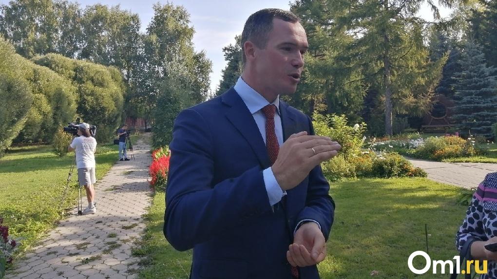 «Пока, лось!». Министр природы Лобов показал спасение животного в Омской области