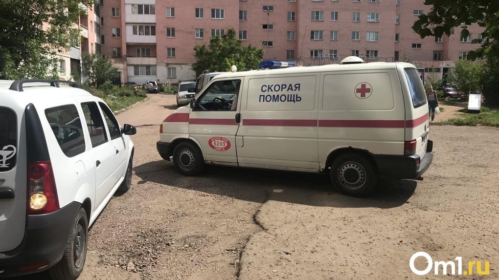 На весь город 10 машин. Солдатова рассказала, что нехватки в скорой помощи в Омске нет
