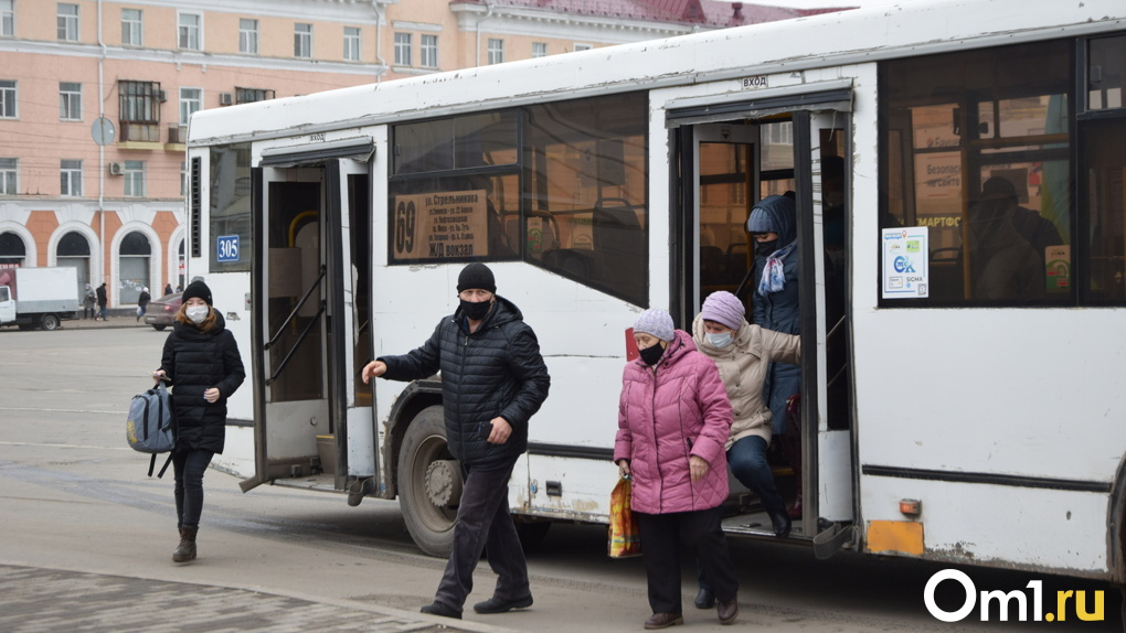 Транспортная карта в Омске станет полисом, удостоверением и ключом от домофона