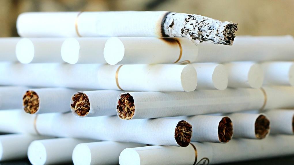Омские точки продажи сигарет оштрафовали на полмиллиона рублей