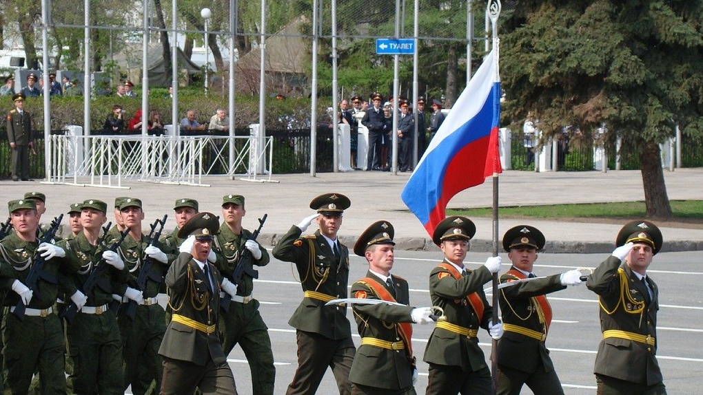 24 июня новосибирцы смогут увидеть Парад Победы в прямом эфире