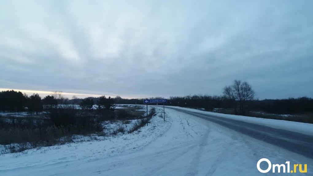 Машину нашли, водителя нет. В Омске пропал 28-летний дальнобойщик