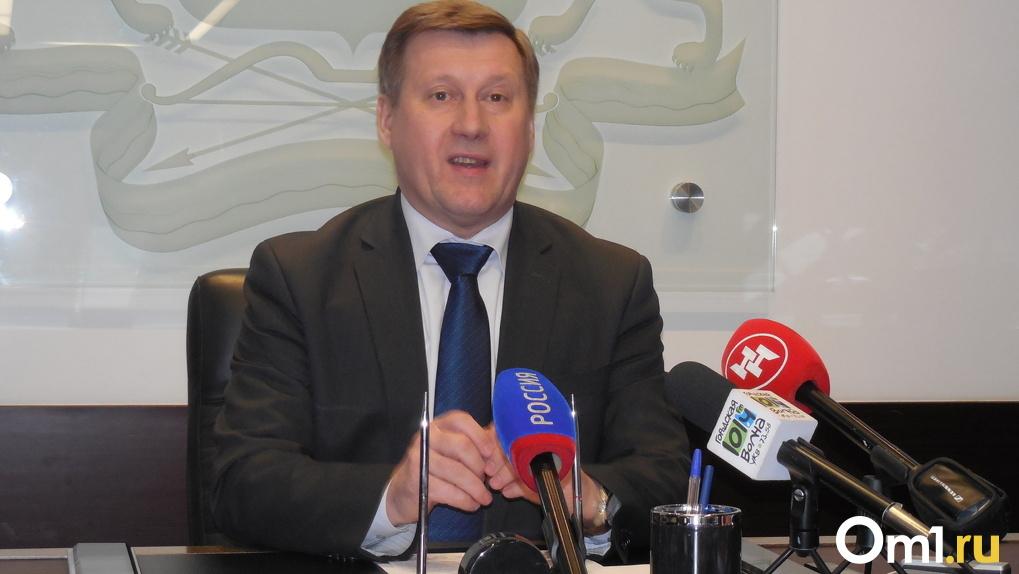 Более ста тысяч новосибирцев выбрали Локтя мэром на второй срок