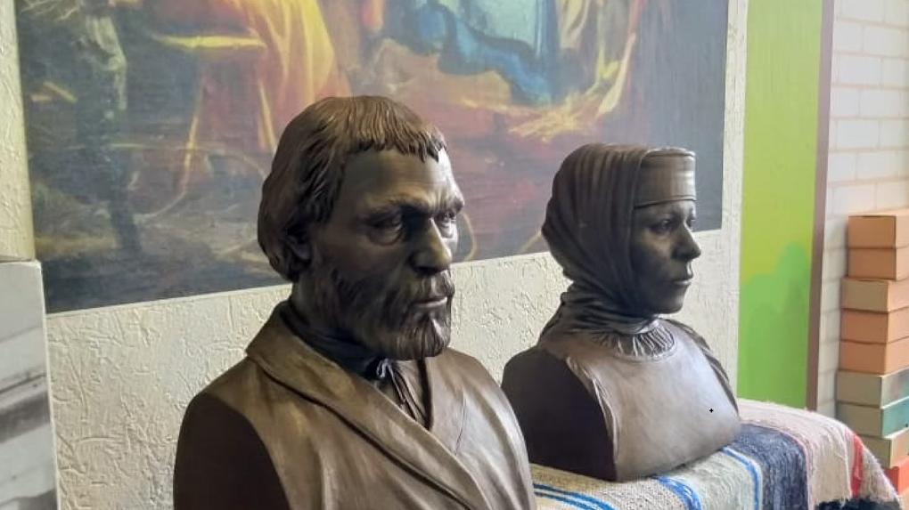 Стало известно, как выглядели новосибирцы в 18 веке