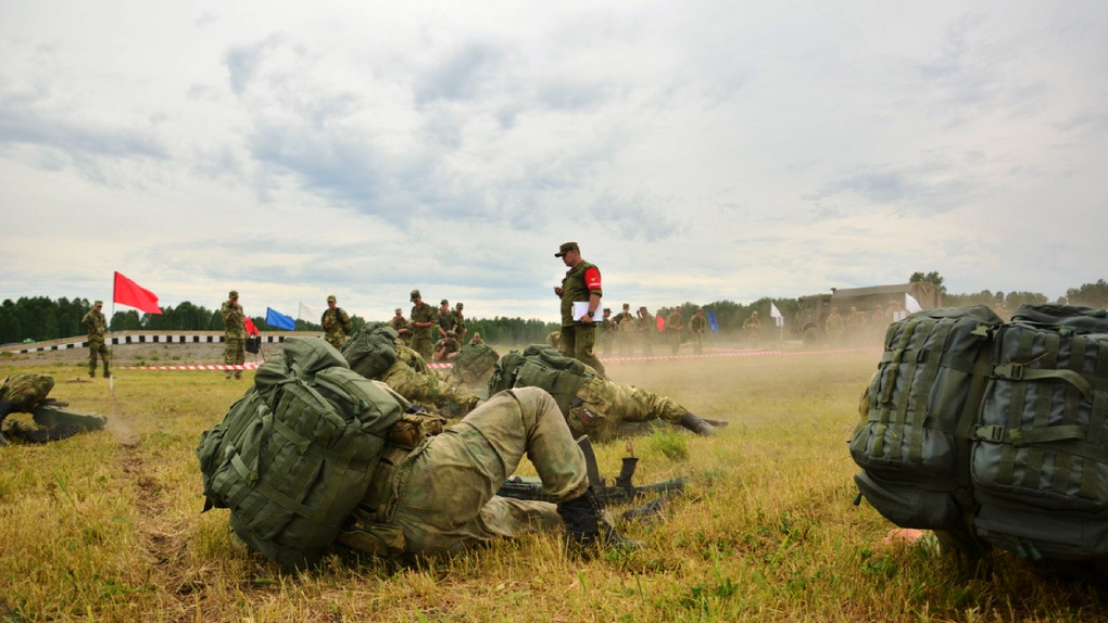 Новосибирские курсанты стали лучшими в конкурсе отличников войсковой разведки