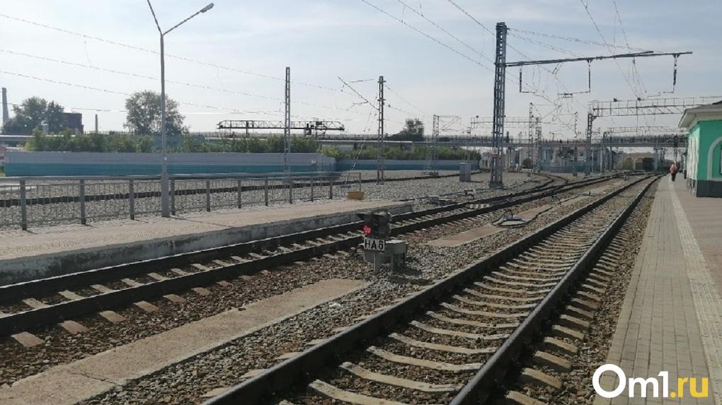 Через два года в Омске построят крупный железнодорожный терминал за 150 миллионов рублей