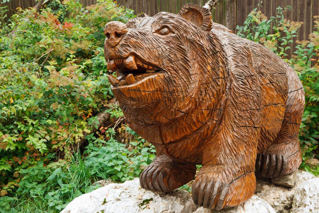 «Сибирь же!» Во дворах Кировского округа Омска «поселятся» медведи