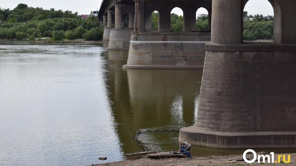 Очередной трагический случай на Иртыше. В Омском районе утонул молодой парень