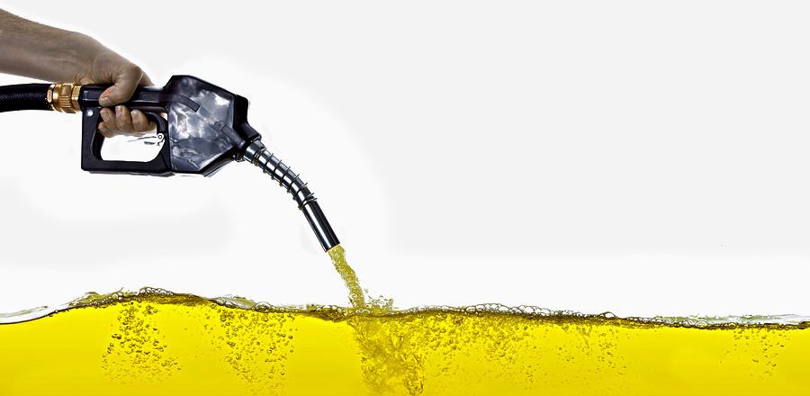 В Омской области нашли поддельный бензин