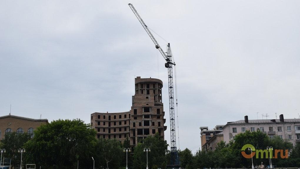 На завершение работ по всем омским недостроям понадобится 5,6 млрд рублей