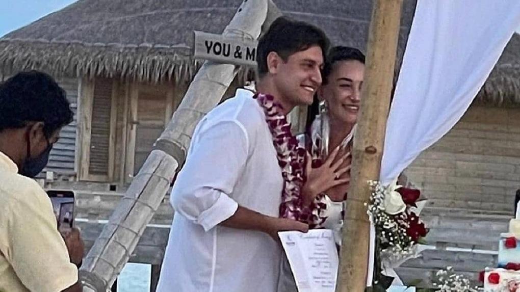 Ольгу Бузову раскритиковали за свадьбу на Мальдивах с новосибирцем Давидом Манукяном