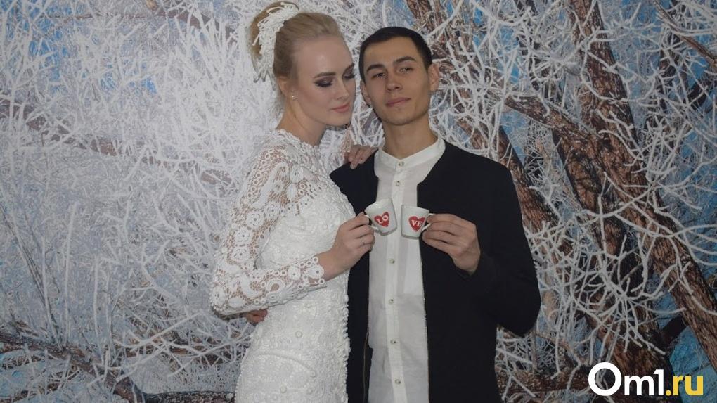 Новый Дворец бракосочетания в Омске откроют 14 февраля