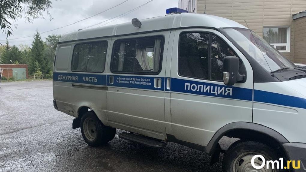 За нападение на полицейского с уксусной кислотой омич получил тюремный срок