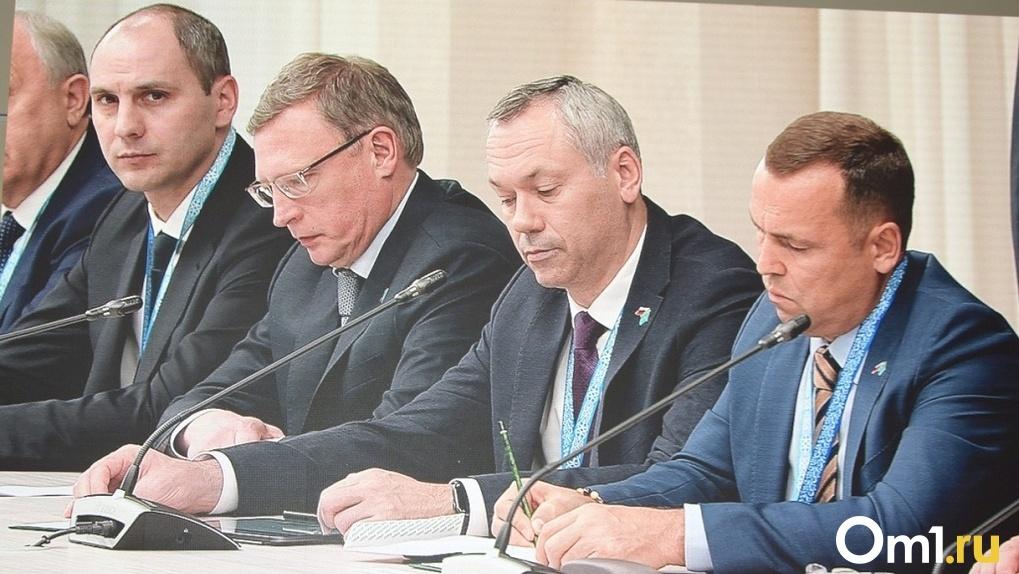 Александр Бурков предложил главам государств углубить дно Иртыша