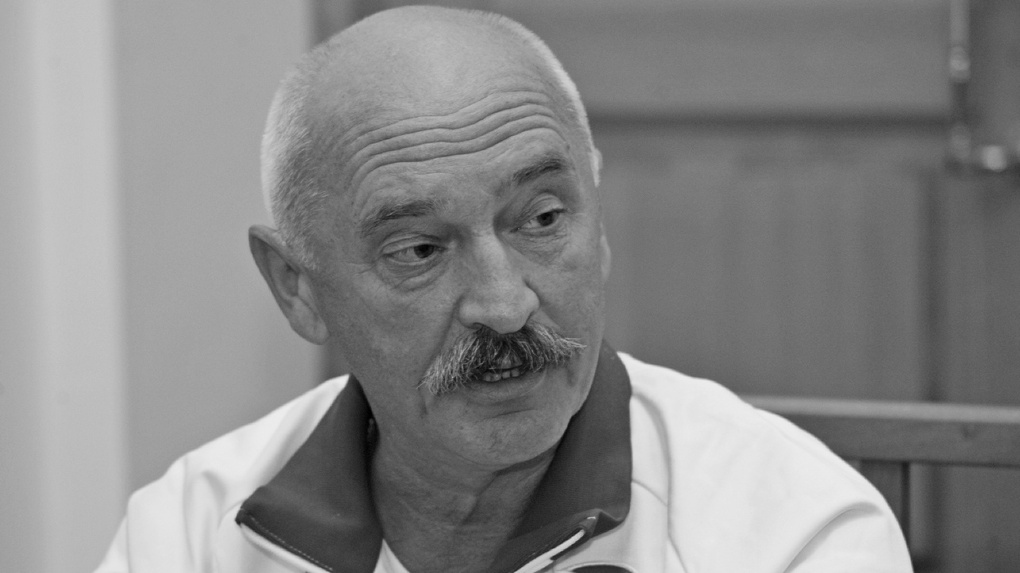 В Омске умер известный тренер Борис Ржищев