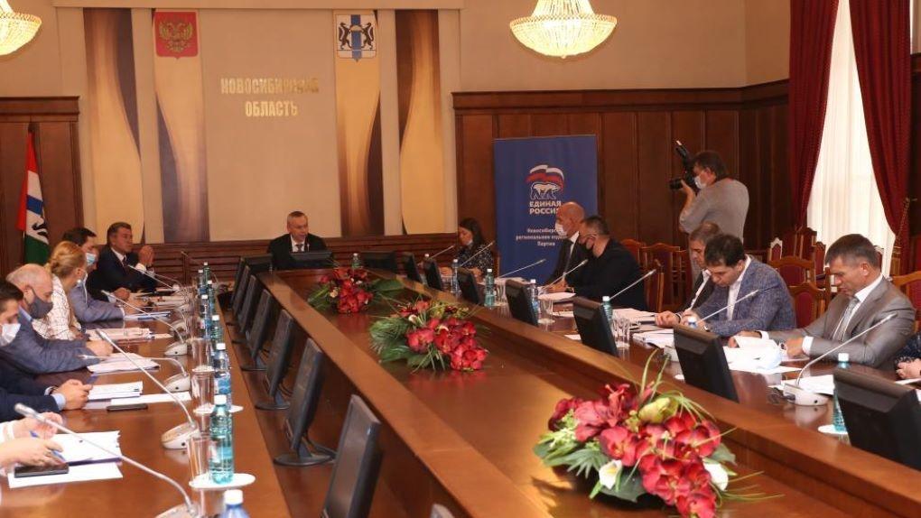 Стали известны итоги праймериз «Единой России» в Новосибирской области
