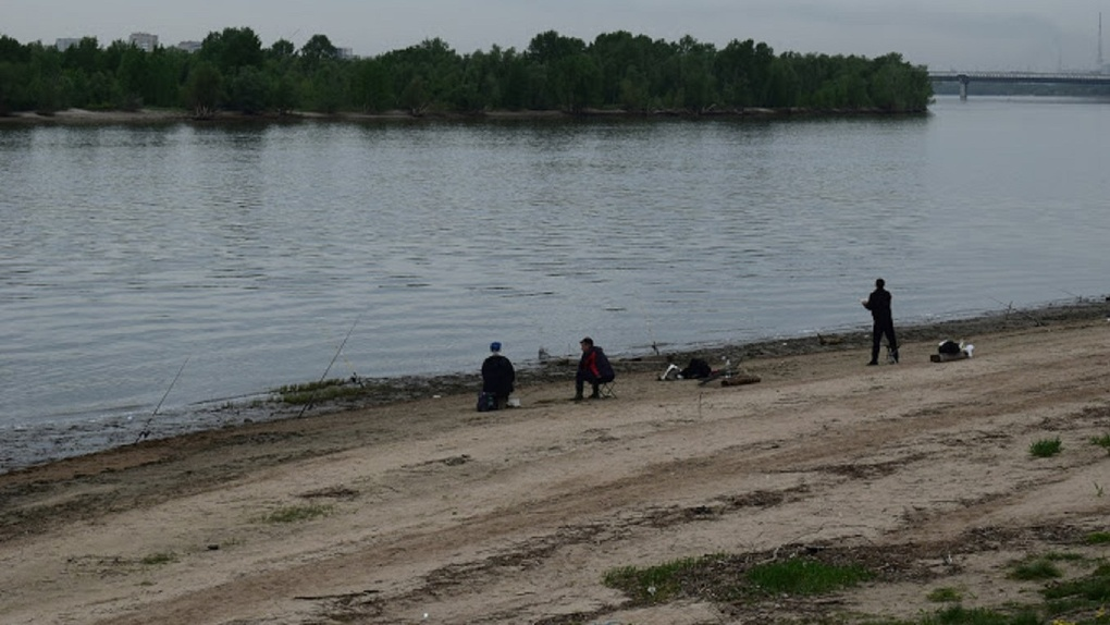Два омича поплатились за то, что ловили рыбу на Иртыше