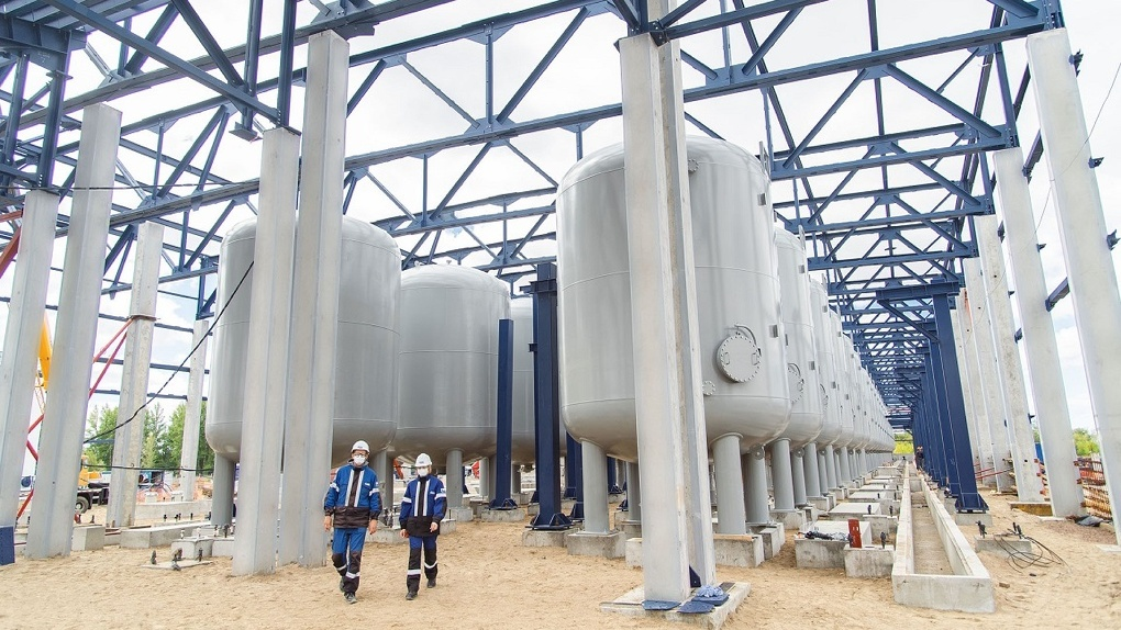 Омский НПЗ строит блок биоочистки на новом комплексе «Биосфера»