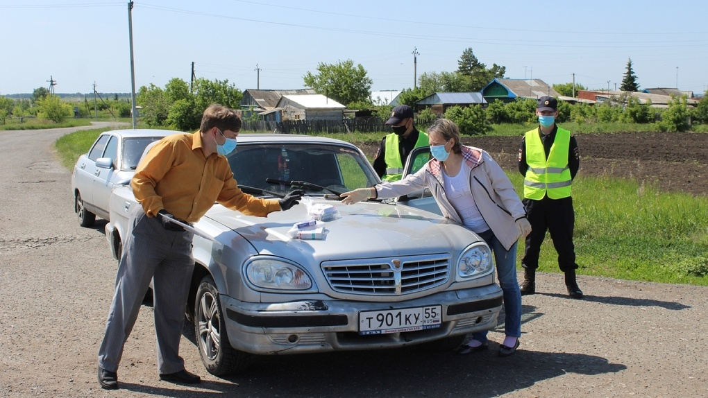 В Омской области сняли карантин с охваченной коронавирусом деревни