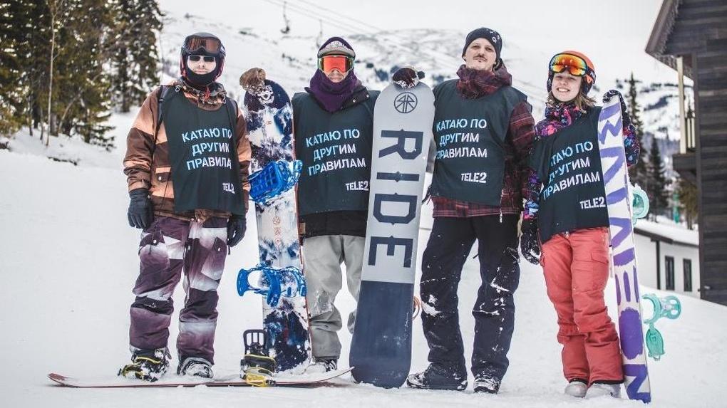 Омичи предпочитают кататься в Шерегеше и на «Розе хутор»: Tele2 подвела итоги горнолыжного сезона на основе big data