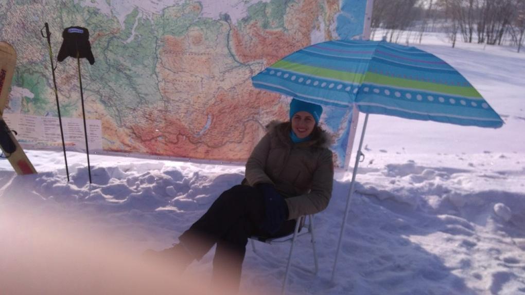 Замминистра культуры Анна Статва выйдет на полосу препятствий на омском Турфесте