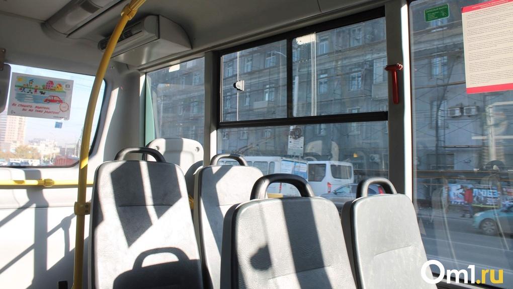 Омского перевозчика, чей автобус врезался в столб, ждет большая проверка