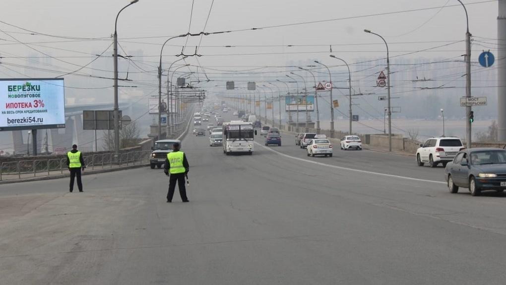 Дорожные полицейские Новосибирска объявили «охоту» на пьяных водителей после ДТП с Ефремовым