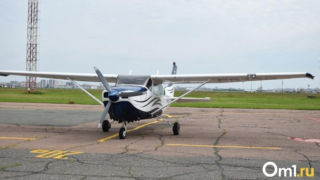 Владельца омского аэродрома оштрафовали из-за неудачного приземления самолёта