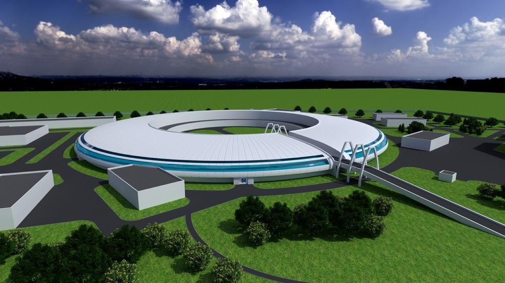 В Новосибирске утвердили план размещения объектов синхротрона
