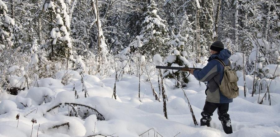 В Омской области мужчина на охоте случайно застрелил товарища