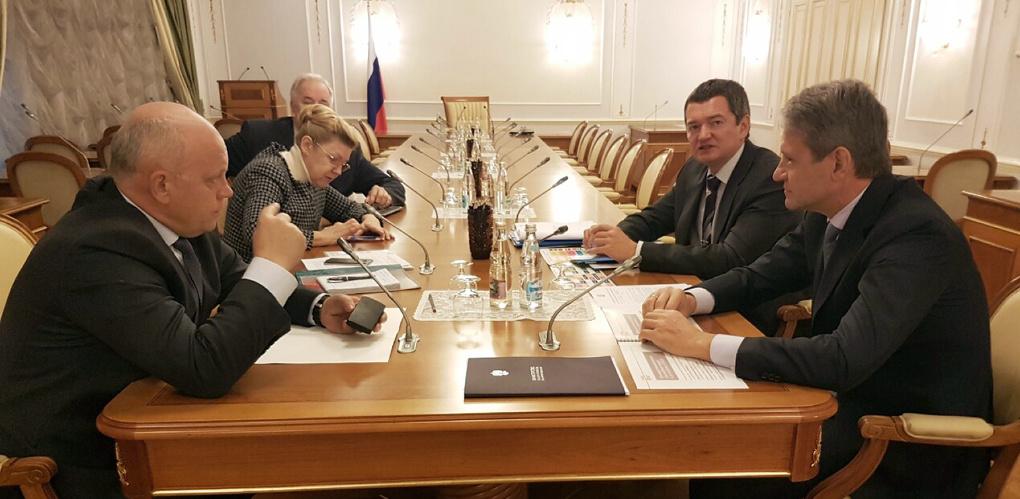 Глава Минсельхоза РФ Ткачев посетит Омскую область