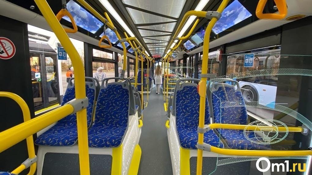 Новые автобусные маршруты появятся в Новосибирске