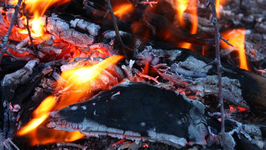 «Искореженное тело осталось лежать на пепелище»: стало известно о жертвах пожара в Омской области