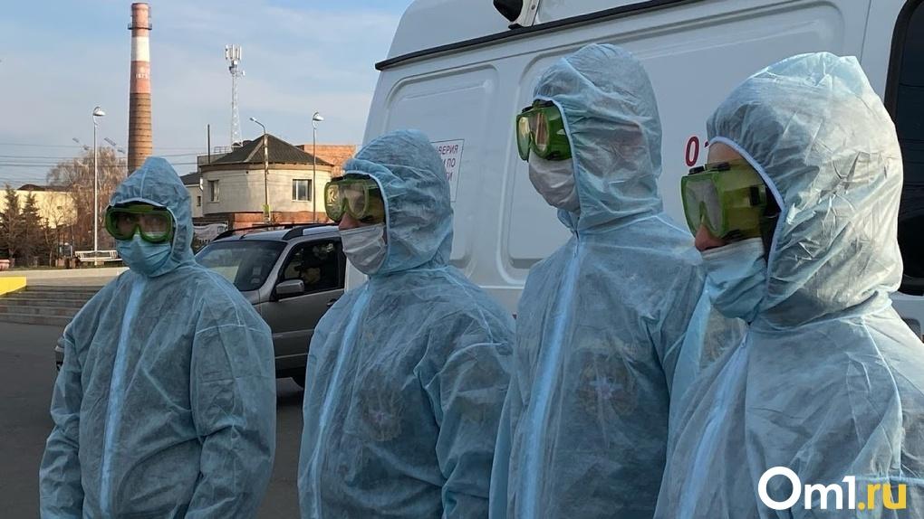 В 16 районах Омской области выявили новые случаи заболевания коронавирусом