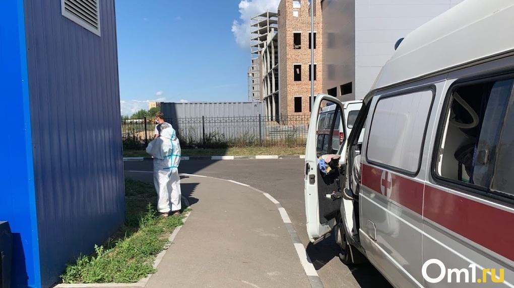 В Омской области умер ещё один врач