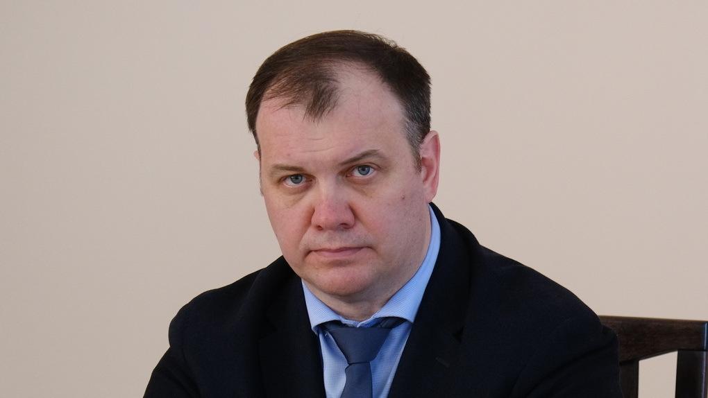 Нового главу Мошковского района представил губернатор Новосибирской области