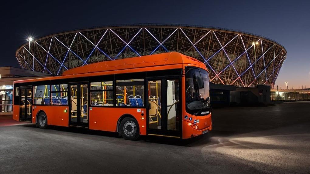 В Омск приедут 20 низкопольных автобусов, работающих на газе