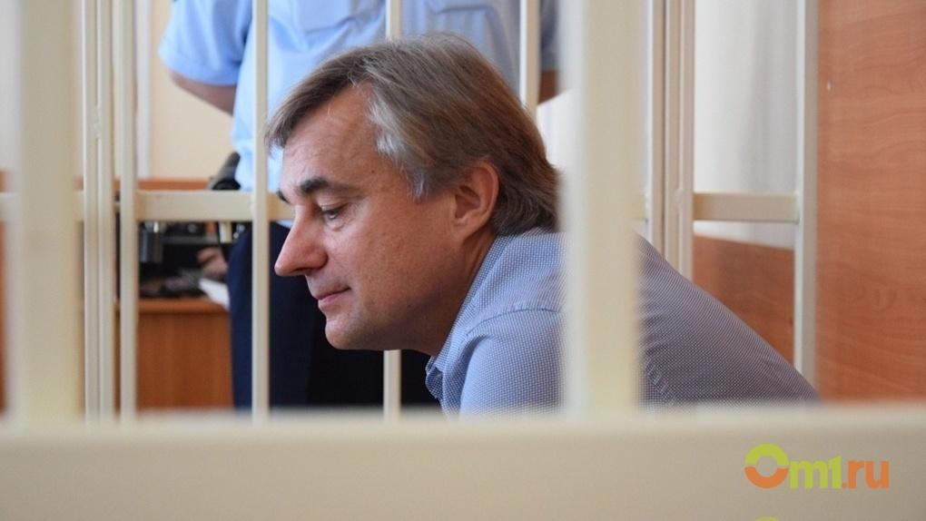 Сергей Калинин попал в список омских коррупционеров